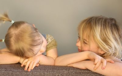 Een grote zus zijn… ↠ Being a big sister