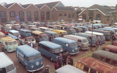 VLOG: Vintage Volkswagen Vanlife meeting!