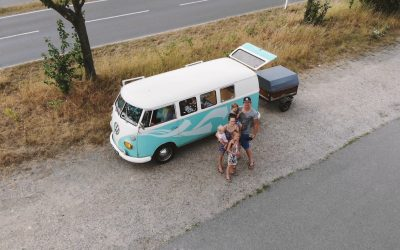 A Road trip to the Black forest in Germany – Vanlife family