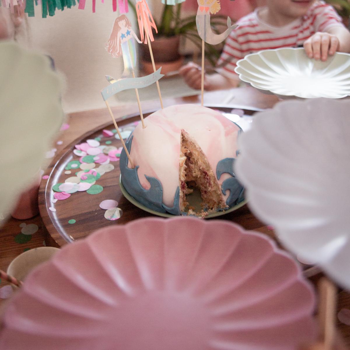taart kinderfeestje